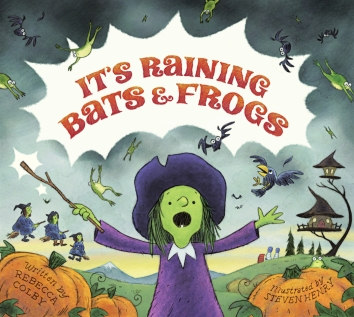 HI RES BATS & FROGS cover
